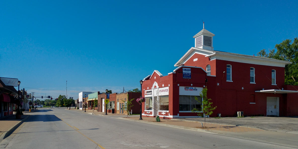 Downtown Merriam